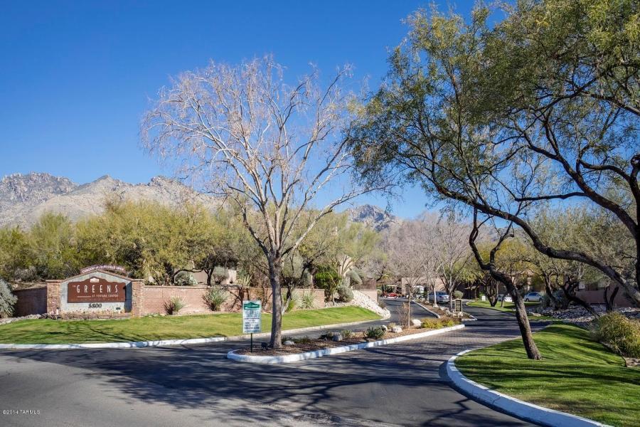 Fabulous Ventana Canyon Condo for sale in Tucson